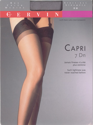 Cervin Paris Capri Stockings