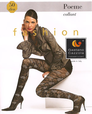 Gaetano Cazzolo Poeme Tights
