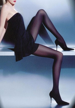 Girardi Satin Tights