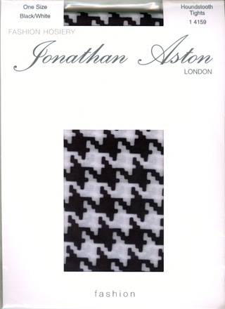 Jonathan Aston Houndstooth Tights
