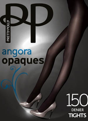 Pretty Polly Angora Opaque Tights