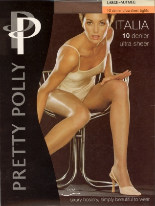 Pretty Polly Italia 10 Denier Ultra Sheer