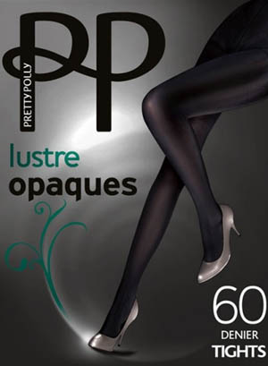 Pretty Polly Lustre Opaque Tights