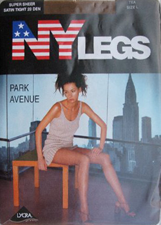 Pretty Polly New York Legs Park Avenue