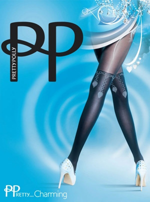 Pretty Polly Premium Chain OTK Tights