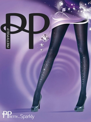 Pretty Polly Premium Embellished Tights