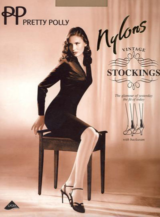 Pretty Polly Vintage Nylons Stockings