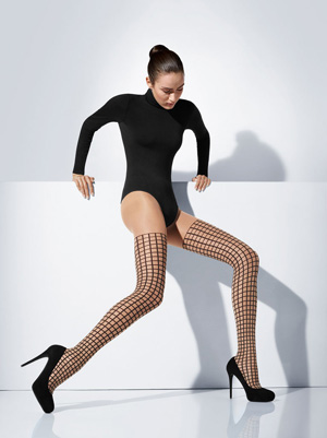 Wolford Fence Tights