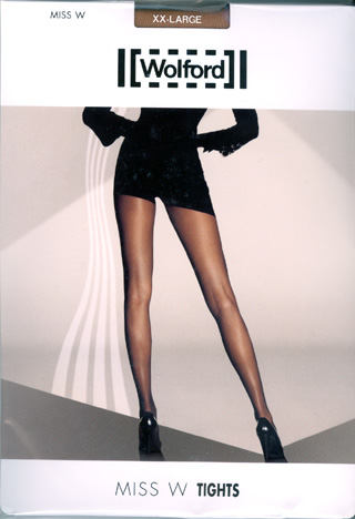Wolford Miss W Tights
