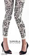 Zohara Flower Pattern Leggings_2