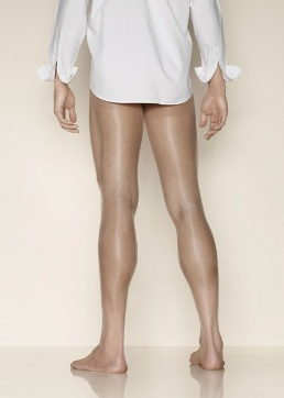 Gerbe Men Satin 8 Tights