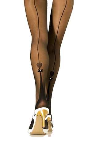 Levante Amore Back Seam Tights